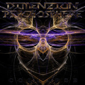 Dimenzion Psychosphere   Collapse Cover Art