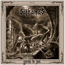 Sathanas   Worship The Devil 300x300