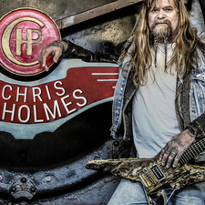 Chris Holmes Front Cover