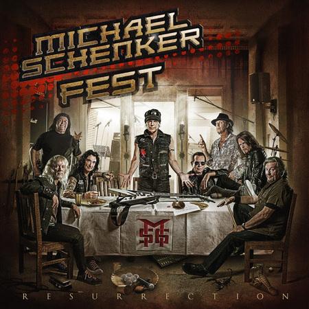 Michael Schenker Fest 18