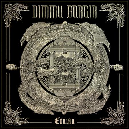 Dimmu Borgir   Eonian   Cover