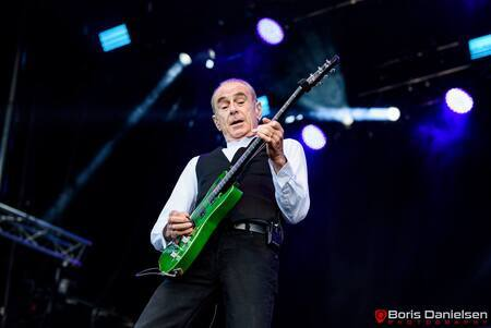 Status Quo Norway Rock 18 Boris