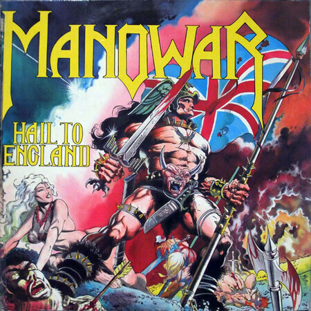 Manowar Hail Copyright Manowar